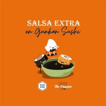 SALSAS EXTRAS