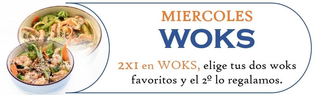 2x1 WOKS